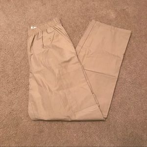 NEW TAN DICKIES PANTS LARGE
